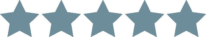 google-review-stars